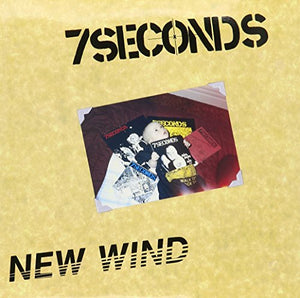 7 SECONDS <br/> <small>NEW WIND</small>