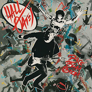 HALL & OATES <br/> <small>BIG BAM BOOM</small>
