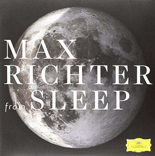 RICHTER,MAX <br/> <small>FROM SLEEP</small>