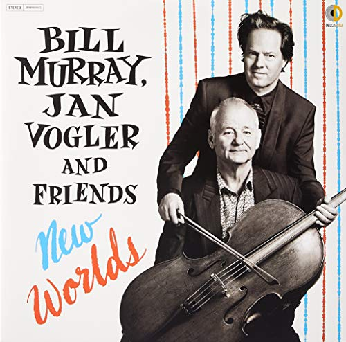 MURRAY,BILL / VOGLER,JAN & FRI <br/> <small>NEW WORLDS</small>