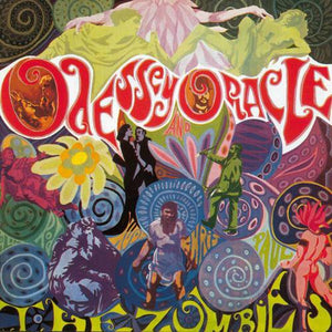 ZOMBIES <br/> <small>ODESSEY & ORACLE</small>