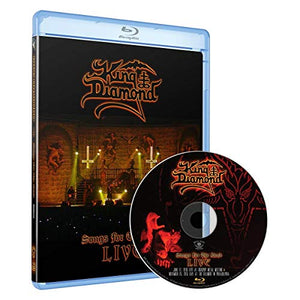 KING DIAMOND <br/> <small>SONGS FOR THE DEAD LIVE</small>