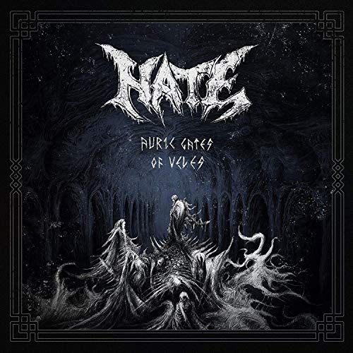 HATE <br/> <small>AURIC GATES OF VELES</small>