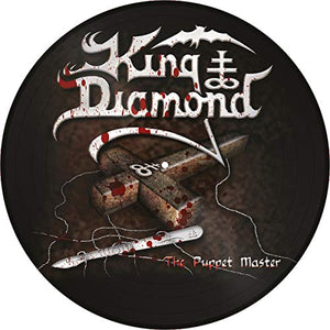 KING DIAMOND <br/> <small>PUPPET MASTER</small>