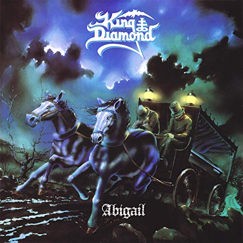 KING DIAMOND <br/> <small>ABIGAIL (COBALT BLUE)</small>