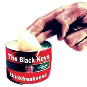 BLACK KEYS <br/> <small>THICKFREAKNESS</small>