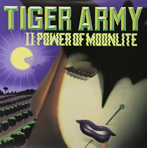 TIGER ARMY <br/> <small>II: POWER OF MOONLITE</small>
