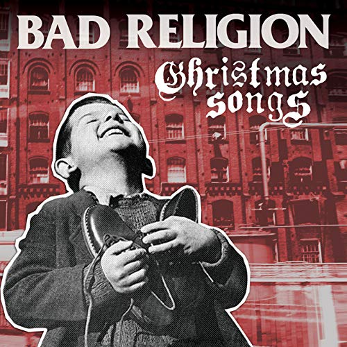 BAD RELIGION <br/> <small>CHRISTMAS SONGS (GOLD VINYL) (</small>