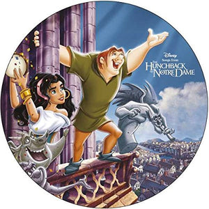 HUNCHBACK OF NOTRE DAME <br/> <small>SOUNDTRACK (PIC DISC)        )</small>