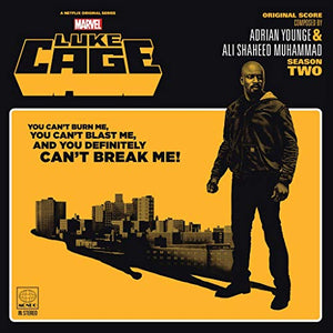 ADRIAN YOUNGE & ALI SHAHEED MU <br/> <small>MARVEL'S LUKE CAGE - SEASON TW</small>