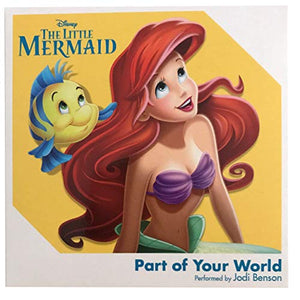 BENSON,JODI (REX) (3IN) <br/> <small>BF LITTLE MERMAID PART OF YOUR</small>
