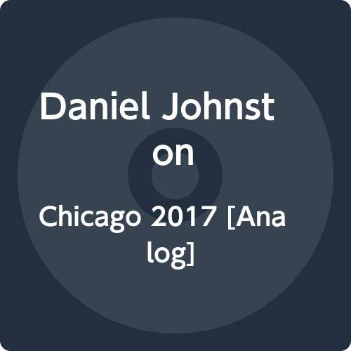 JOHNSTON,DANIEL <br/> <small>CHICAGO 2017 (BLK) (BLUE) (CVN</small>