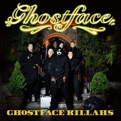GHOSTFACE KILLAH <br/> <small>GHOSTFACE KILLAHS</small>