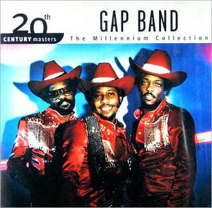 GAP BAND <br/> <small>20TH CENTURY MASTERS (JEWL)</small>