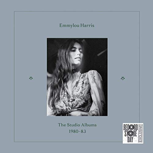 HARRIS,EMMYLOU <br/> <small>RSD STUDIO ALBUMS 1980-83(REX)</small>