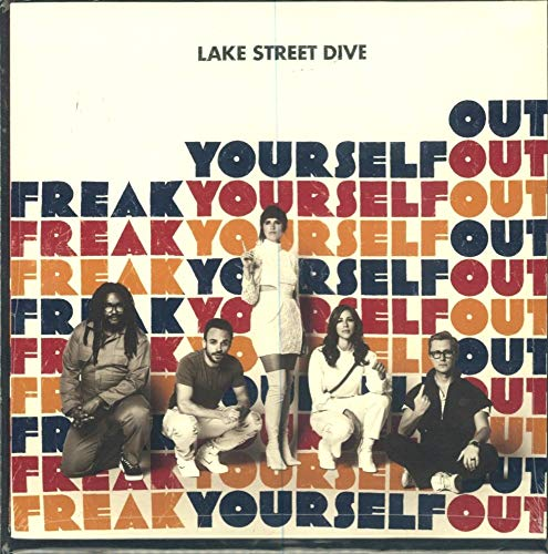 LAKE STREET DIVE <br/> <small>BF18 FREAK YOURSELF OUT (10IN)</small>