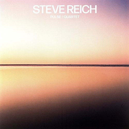 REICH,STEVE <br/> <small>PULSE / QUARTET</small>
