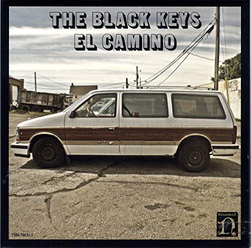 BLACK KEYS <br/> <small>EL CAMINO</small>