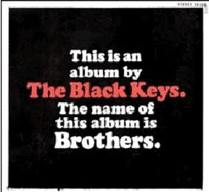 BLACK KEYS <br/> <small>BROTHERS (BONUS CD)</small>