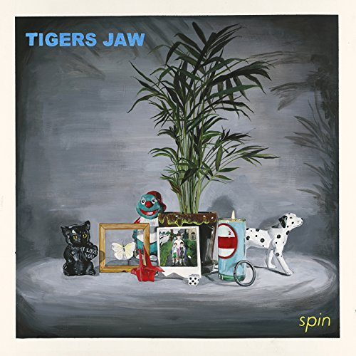 TIGERS JAW <br/> <small>SPIN (DLCD)</small>