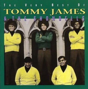 JAMES,TOMMY & SHONDELLS <br/> <small>BEST OF</small>