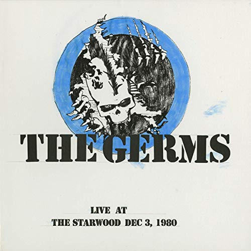 GERMS <br/> <small>LIVE AT STARWOOD 12/3/80</small>