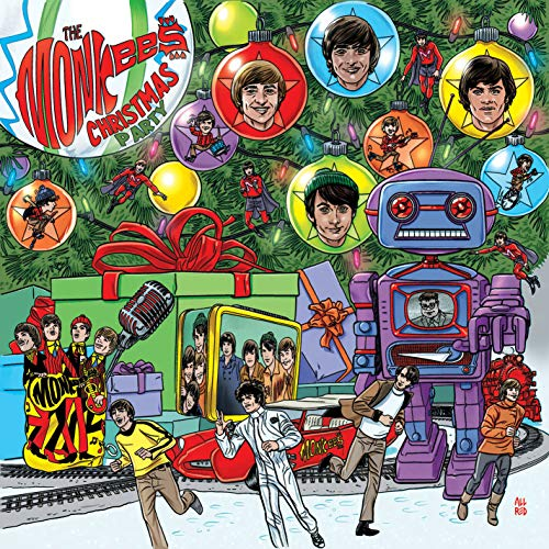 MONKEES <br/> <small>CHRISTMAS PARTY (COLV)</small>