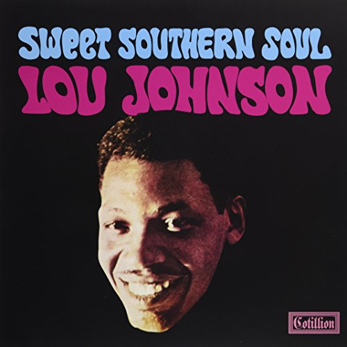 JOHNSON,LOU <br/> <small>SWEET SOUTHERN SOUL (LTD) (OGV</small>