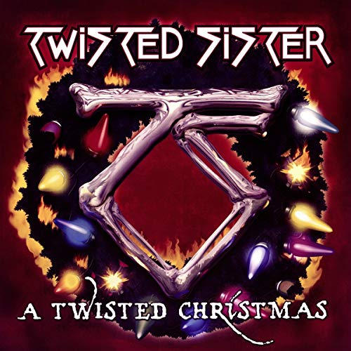 TWISTED SISTER <br/> <small>BF TWISTED CHRISTMAS (COLV) ()</small>