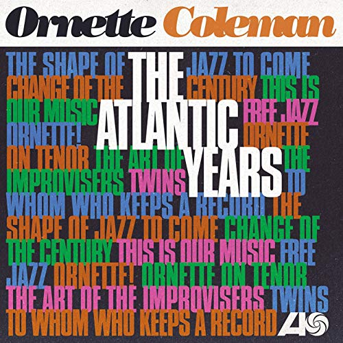 COLEMAN,ORNETTE <br/> <small>ATLANTIC YEARS (OGV)</small>