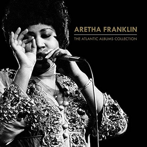 FRANKLIN,ARETHA <br/> <small>ATLANTIC ALBUMS COLLECTION (BO</small>