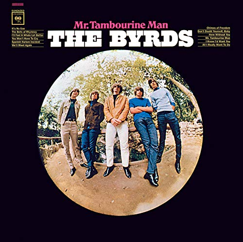 BYRDS <br/> <small>MR.TAMBOURINE MAN (COLV) (RED)</small>