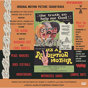 IT'S A REVOLUTION (W/DVD) (COL <br/> <small>ORIGINAL MOTION PICTURE SOUNDT</small>