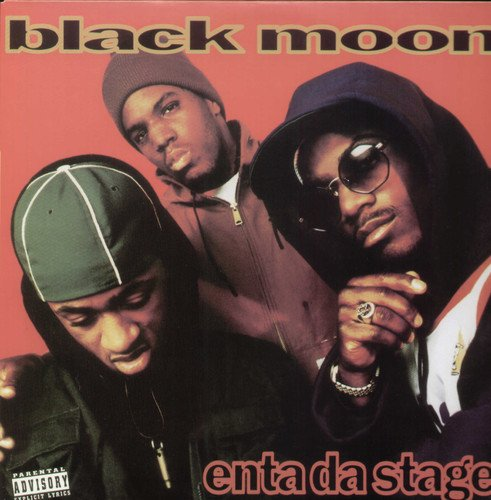BLACK MOON <br/> <small>ENTA DA STAGE</small>