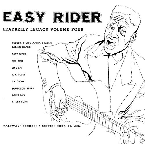LEAD BELLY <br/> <small>EASY RIDER</small>