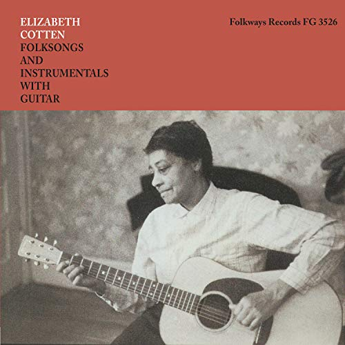 COTTEN,ELIZABETH <br/> <small>FOLKSONGS AND INSTRUMENTALS WI</small>