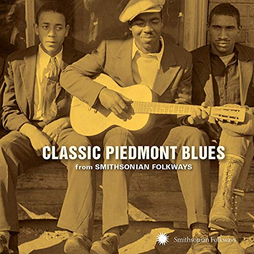 CLASSIC PIEDMONT BLUES FROM SM <br/> <small>CLASSIC PIEDMONT BLUES FROM SM</small>