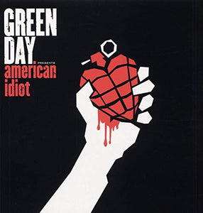 GREEN DAY <br/> <small>AMERICAN IDIOT (UK)</small>