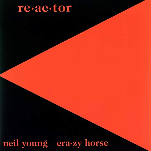 YOUNG,NEIL & CRAZY HORSE <br/> <small>RE-AC-TOR</small>