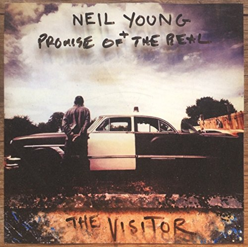 YOUNG,NEIL & PROMISE OF THE RE <br/> <small>VISITOR</small>