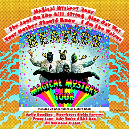 BEATLES <br/> <small>MAGICAL MYSTERY TOUR (OGV) (RM</small>