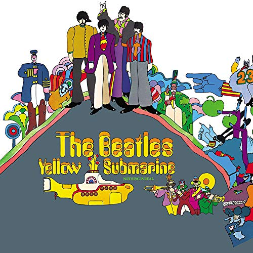 BEATLES <br/> <small>YELLOW SUBMARINE (OGV) (RMST)</small>