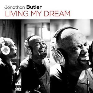 BUTLER,JONATHAN <br/> <small>LIVING MY DREAM</small>