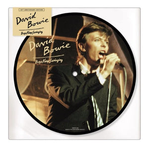 BOWIE,DAVID <br/> <small>BOYS KEEP SWINGING (40TH ANNIV</small>