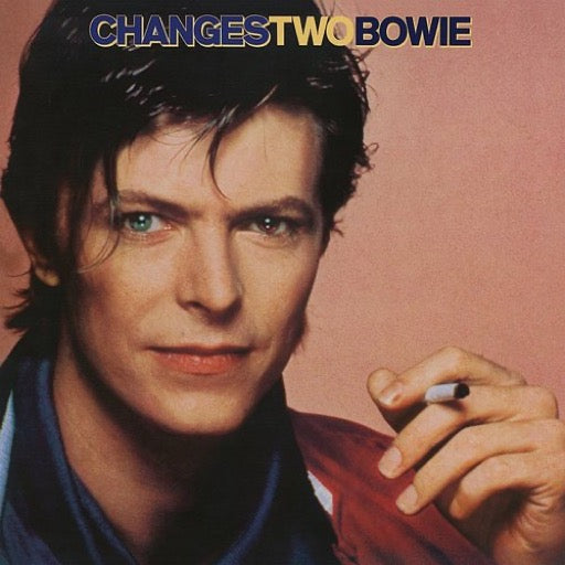 BOWIE,DAVID <br/> <small>CHANGESTWOBOWIE (BLK) (BLUE)</small>