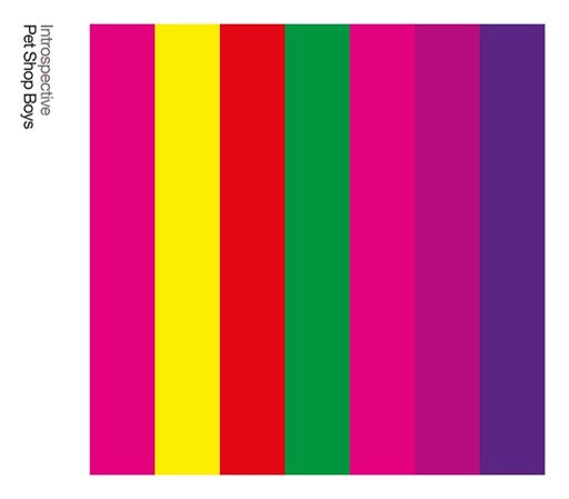 PET SHOP BOYS <br/> <small>INTROSPECTIVE: FURTHER LISTENI</small>