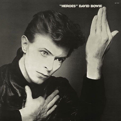 BOWIE,DAVID <br/> <small>HEROES (2017 REMASTERED VERSIO</small>