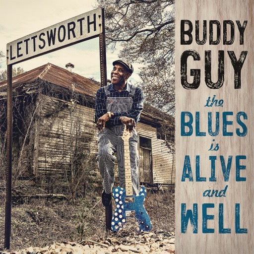 GUY,BUDDY <br/> <small>BLUES IS ALIVE & WELL</small>
