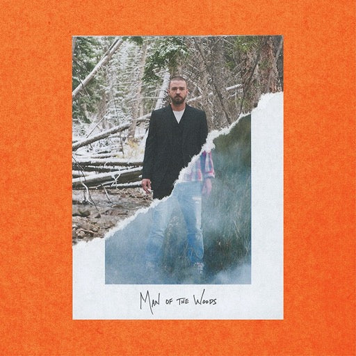 TIMBERLAKE,JUSTIN <br/> <small>MAN OF THE WOODS</small>