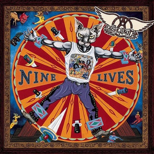 AEROSMITH <br/> <small>NINE LIVES (OFGV)</small>